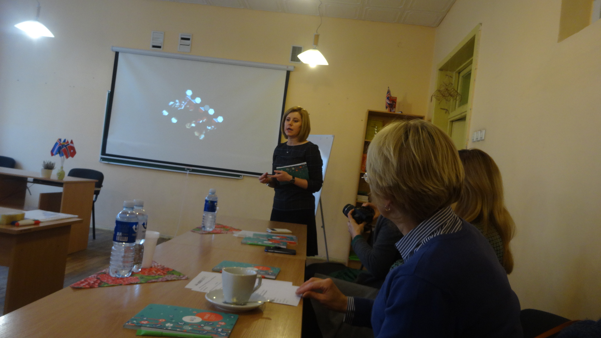 Partneru sanāksme Lietuvā, Vilņā